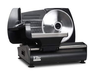 4. Elite Platinum EMT-503B Electric Deli Food Meat Slicer