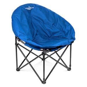 3. Lucky Bums Camping Saucer Chair
