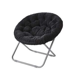 9. DormCo Padded Moon Chair