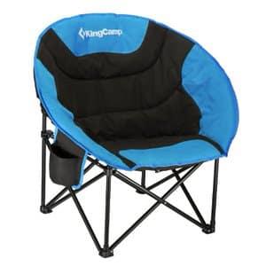 5. KingCamp Moon Saucer Chair