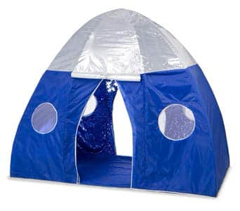 5. Hearthsong Galactic Space Bed Tent