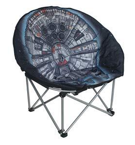 8. Star Wars Millennium Falcon Saucer Chair