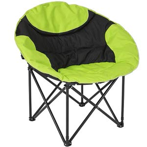 6. Best Choice Products Moon Camping Chair