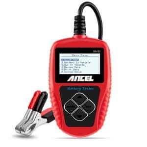 2. ANCEL Professional BA101 Load Battery Tester