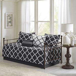 11. Madison Park Essential Merritt Geometric Daybed Bedding Set