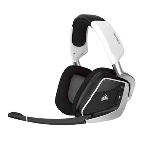 1. CORSAIR Void-PRO RGB Wireless- Gaming Headphones