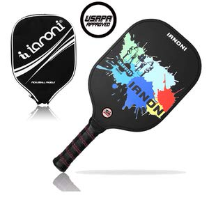 9. Ianoni Graphite Composite Pickleball Paddle