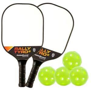 10. Pickleball Central Rally Tyro 2 Pickleball Paddle