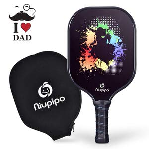 3. Niupipo Amarey Graphite Pickleball Paddle