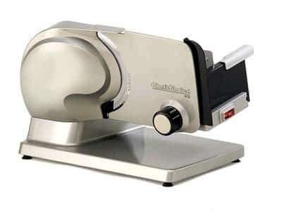 9. Chef's Choice 615A Electric Meat Slicer