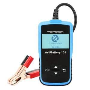 6. TT TOPDON Blue with Black AB 101 AB101 Automotive Tester
