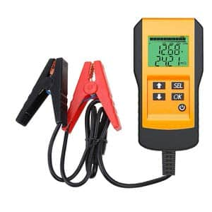 10. LEYUTUEE 12V Automotive Battery Load Tester
