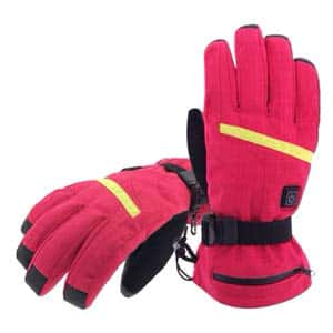 5. Aroma Season Rechargeable Battery Heated Gloves