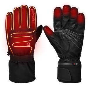 8. SNOW DEER 2021 Upgraded Heated Gloves