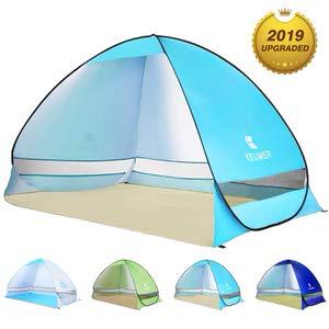 10. BATTOP Pop Up Beach Tent Sun Shelter Cabana
