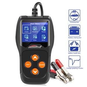11. KONNWEI KW600 Car load tester