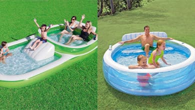 Best Inflatable pool with seats reviews