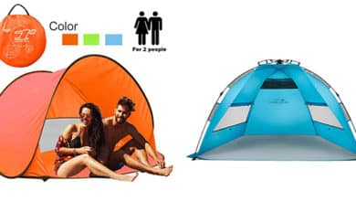 Best pop-up beach tents