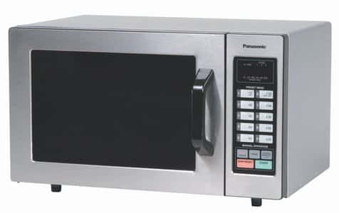 1. Panasonic Countertop Commercial Microwave Oven NE-1054F