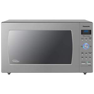 2. Panasonic NN-SD975S Countertop / Built-In Microwave Oven