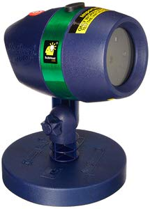 10. Star Shower Motion Laser Light by BulbHead