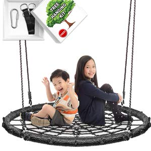 9. KHOMO GEAR - Extra Large 40 Inches Diameter Swing & Spin Set