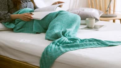 Best Mermaid Blankets Reviews