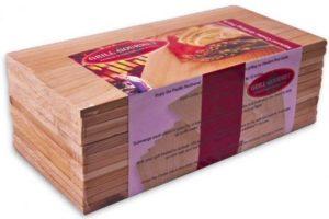 1. Cedar Grilling Planks 12 Pack