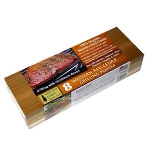 3. Cedar Grilling Planks by Western Cedar Grilling