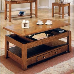 .3 Lift Top Coffee Table by Logan