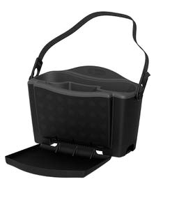 4. Rubbermaid Folding Tray and Cup Holders