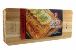 6. Coastal Cuisine Cedar Grilling Planks