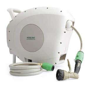 11. HOSELINK Automatic Retractable Garden Hose Reel