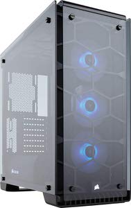 4. CORSAIR CRYSTAL 570X RGB Mid-Tower Case