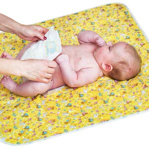 1. Baby Changing Pad by BABY LOOVI