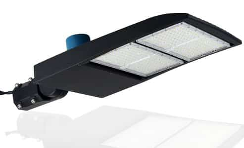 3. LED Parking Lot Lights by RuggedGrade