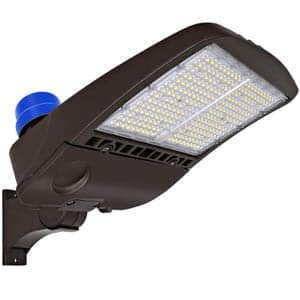 7. Hykolity LED Parking Lot Lights(200W)