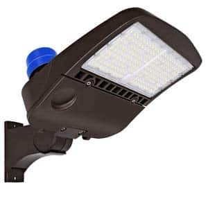10. Hykolity LED Parking Lot Light(150W)