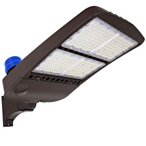 12. Hykolity LED Parking Lot Light(300W)