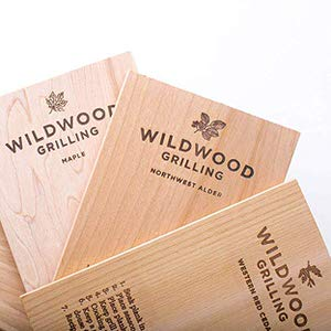 12. Wildwood Small Grilling Planks