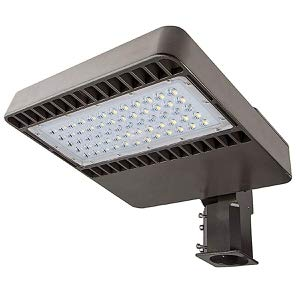 11. Phenas LED Parking Lot Light