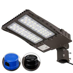 5. LEONLITE LED Parking Lot Light