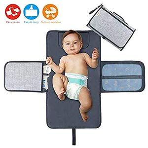 5. Diaper Changing Pad by Idefair
