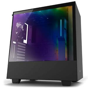 2. NZXT Compact ATX PC Gaming Case