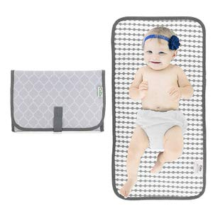 3. Baby Portable Changing Pad by Comfy Cubs