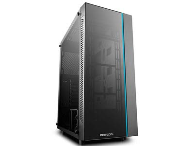 11. DeepCool MATREXX 55, Full Sized Tempered Glass Case
