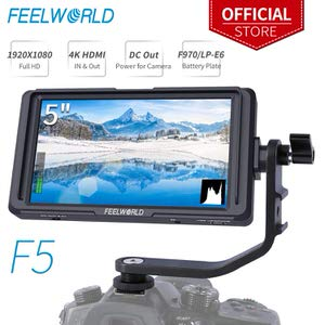 10. FEELWORLD DSLR Camera Field Monitor