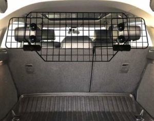10. UCAS Heavy-Duty Dog Barrier, Adjustable to Fit All Cars