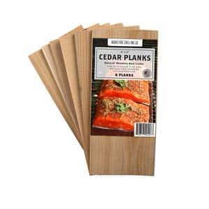 10. Cedar Grilling Planks by Wood Fire Grilling Co.