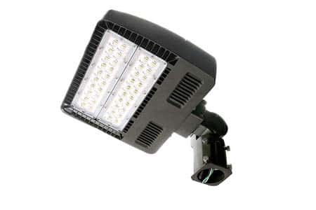 6. ELECALL LED Parking Lot Light
